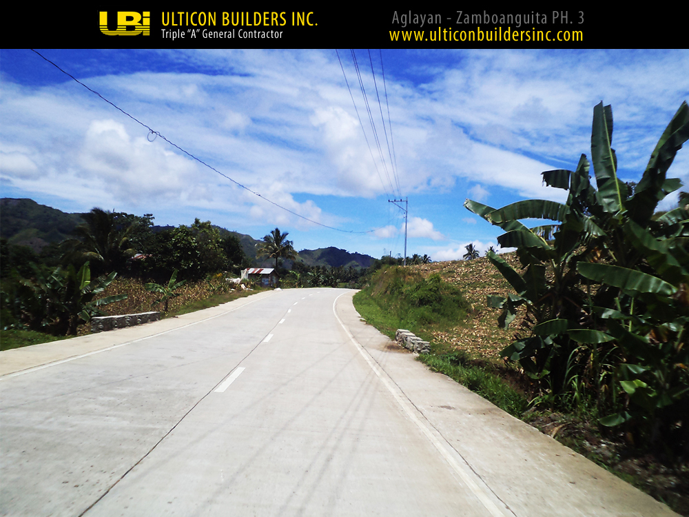 1 Aglayan Zamboanguita Phase 3 Ulticon Builders Inc