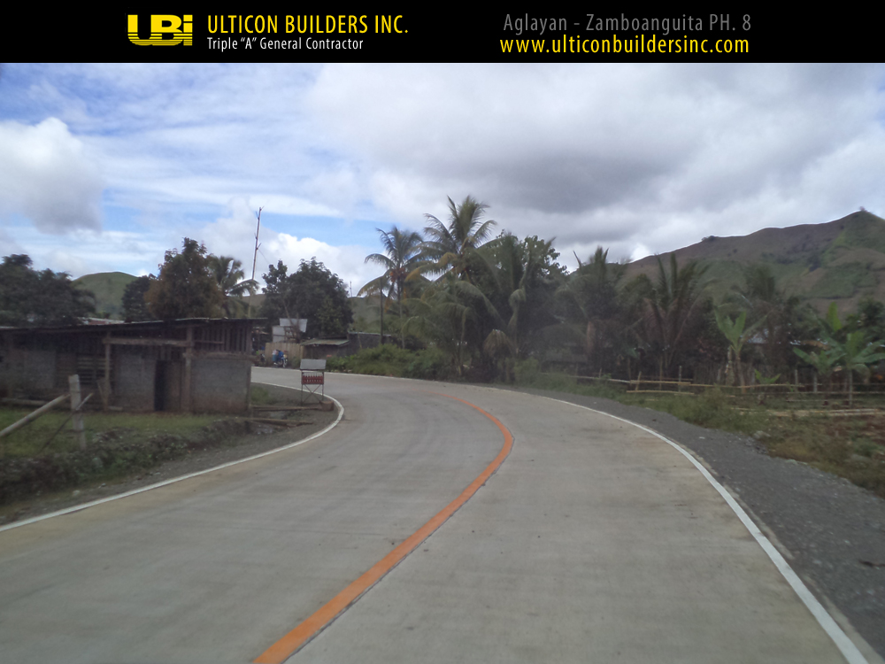 1 Aglayan Zamboanguita Phase 8 Ulticon Builders Inc
