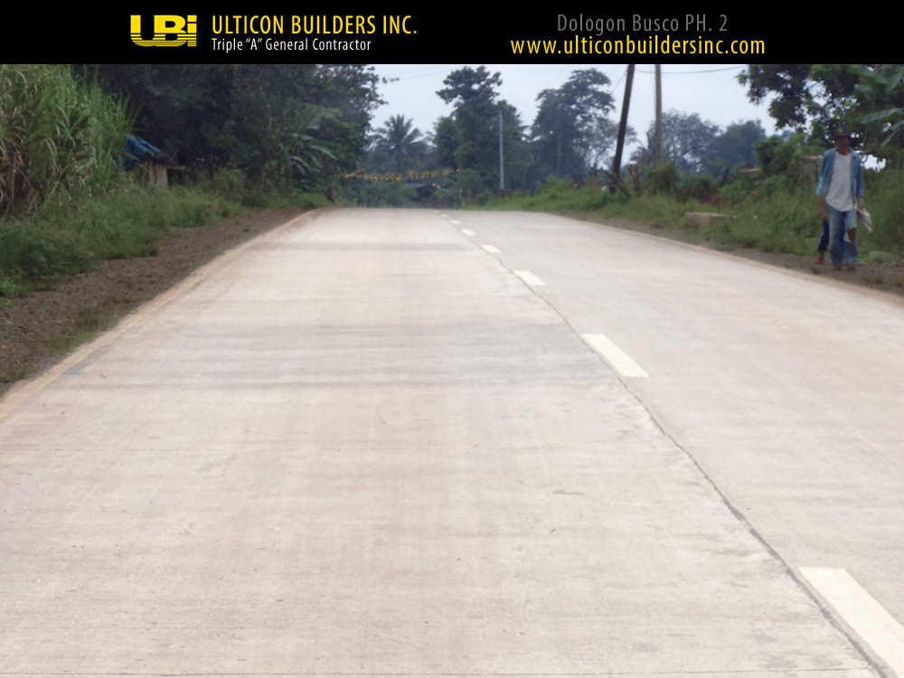 1 Dologon Busco Phase 2 Ulticon Builders Inc