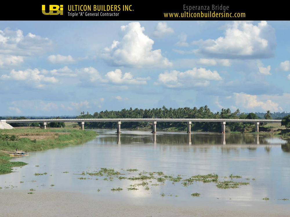 1 Esperanza Bridge Ulticon Builders Inc