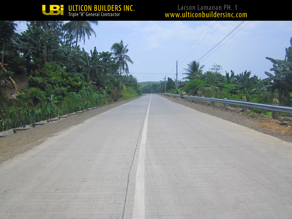 1 Lacson Lamanan Phase 1 Ulticon Builders Inc