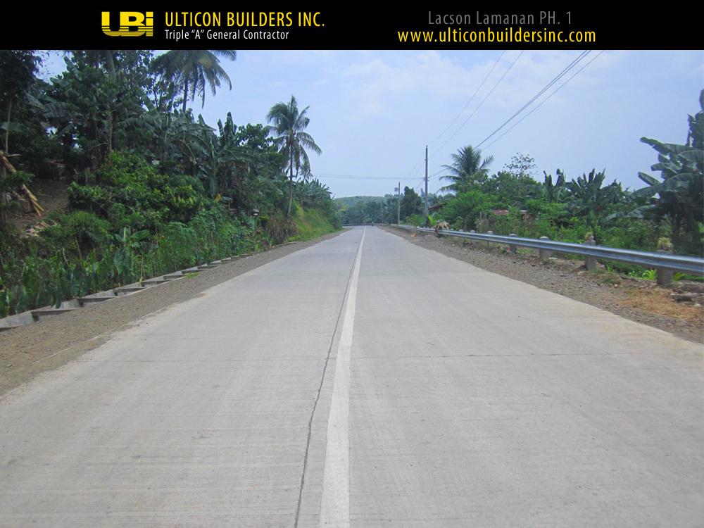 1 Lacson Lamanan Phase 1 Ulticon Builders Inc