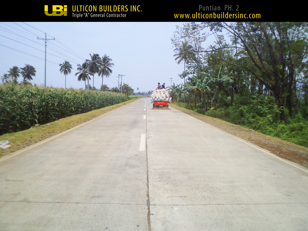 1 Puntian Phase 2 Ulticon Builders Inc