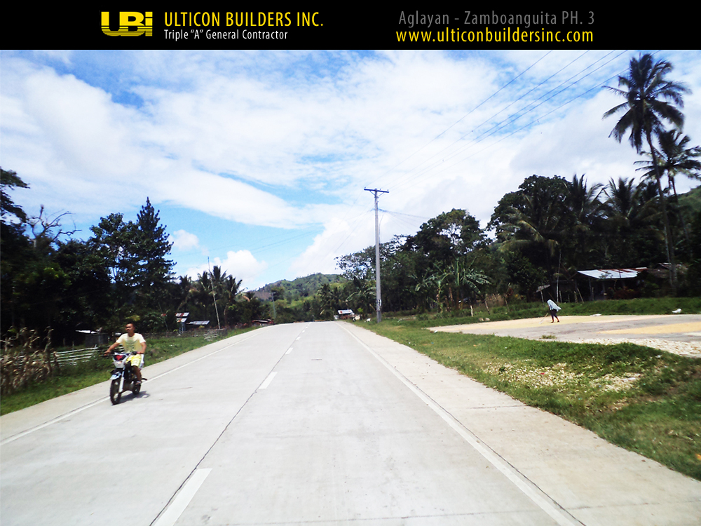 2 Aglayan Zamboanguita Phase 3 Ulticon Builders Inc