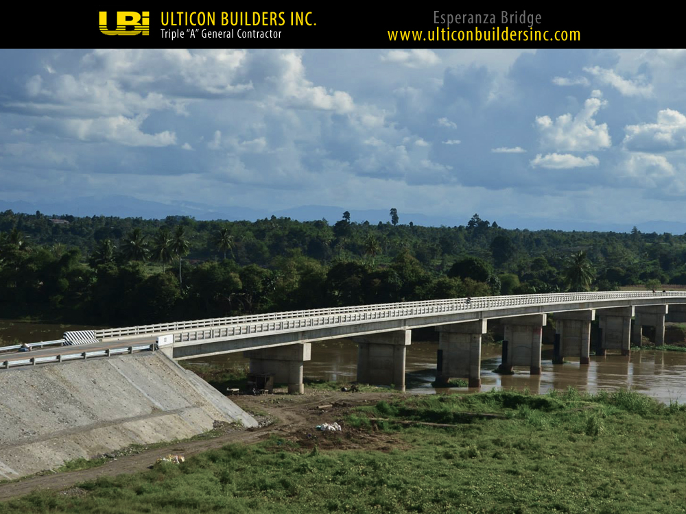 2 Esperanza Bridge Ulticon Builders Inc