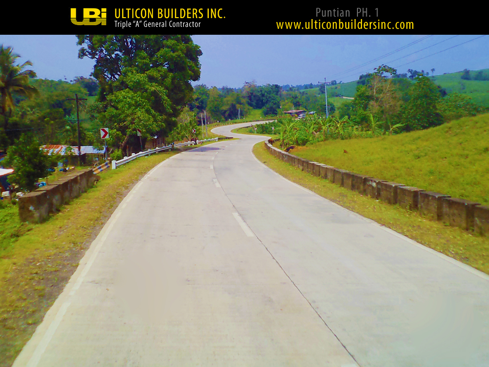 2 Puntian Phase 1 Ulticon Builders Inc