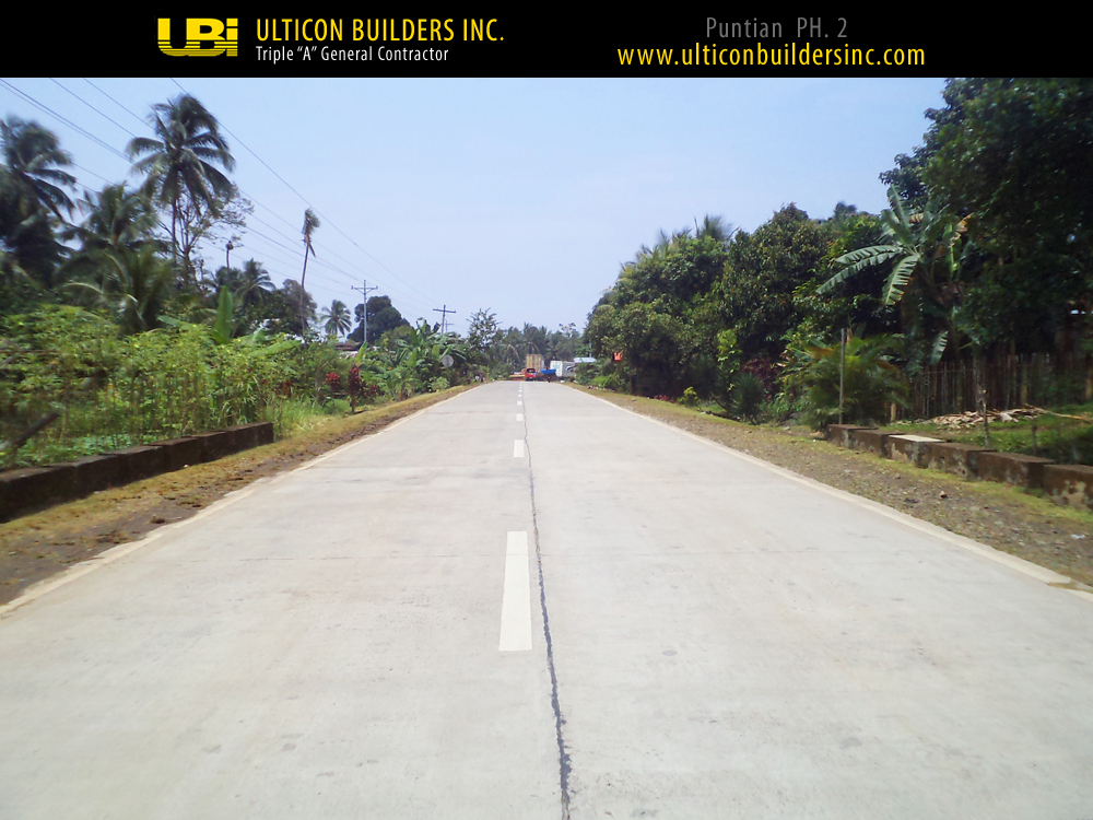 2 Puntian Phase 2 Ulticon Builders Inc