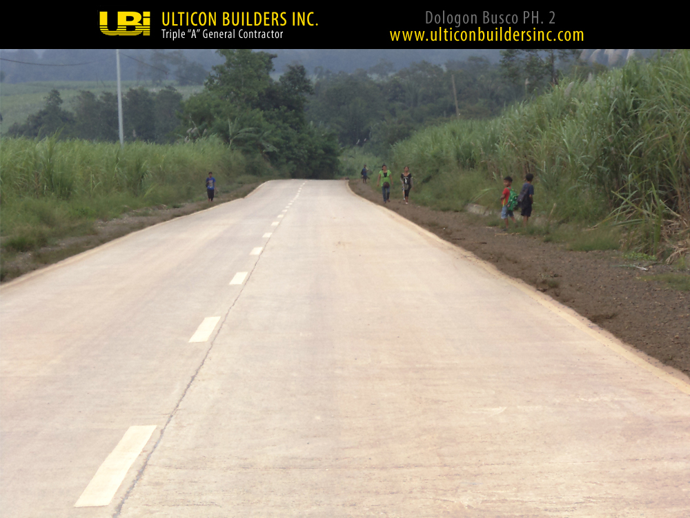 3 Dologon Busco Phase 2 Ulticon Builders Inc