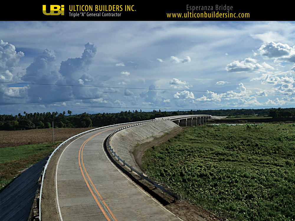3 Esperanza Bridge Ulticon Builders Inc