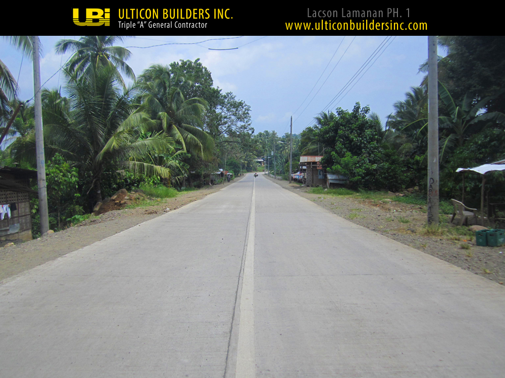 3 Lacson Lamanan Phase 1 Ulticon Builders Inc