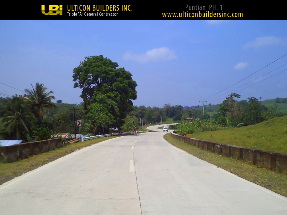 3 Puntian Phase 1 Ulticon Builders Inc