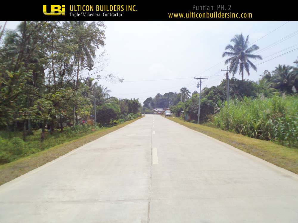 3 Puntian Phase 2 Ulticon Builders Inc